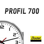 PROFIL 700 BODET TIME