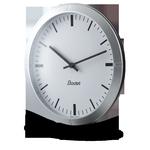 horloge analogique profil silencieuse