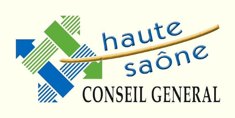 logo conseil general haute saone