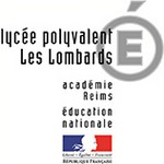 lycee des lombards logo