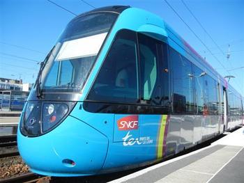tram train Chateaubriand