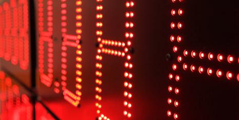 LED-Anzeige