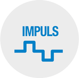Impuls time distribution
