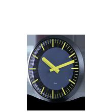 Analogue-clock-Profil-TGV-940