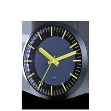 Analogue-clock-Profil-TGV-950E