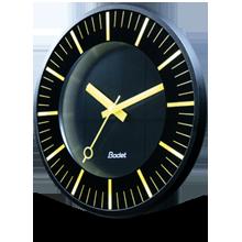 Analogue-clock-Profil-TGV-970E