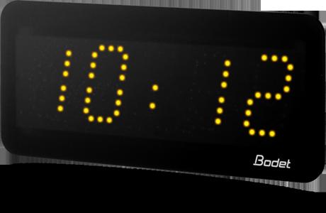 LED-Uhr Style 5 für Schulen