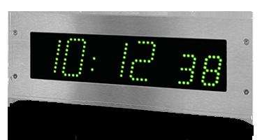 LED-Uhr-Style-7S-Krankenhaus