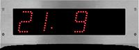 Digitaluhr-Style-7s-Krankenhaus-Datum