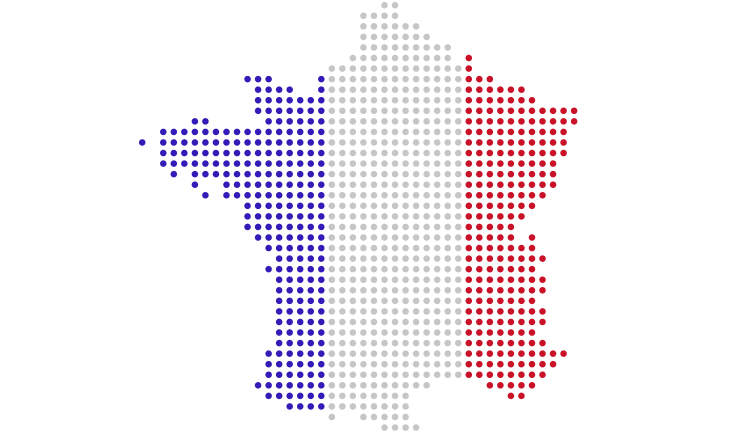 Die Qualität des Made in France.