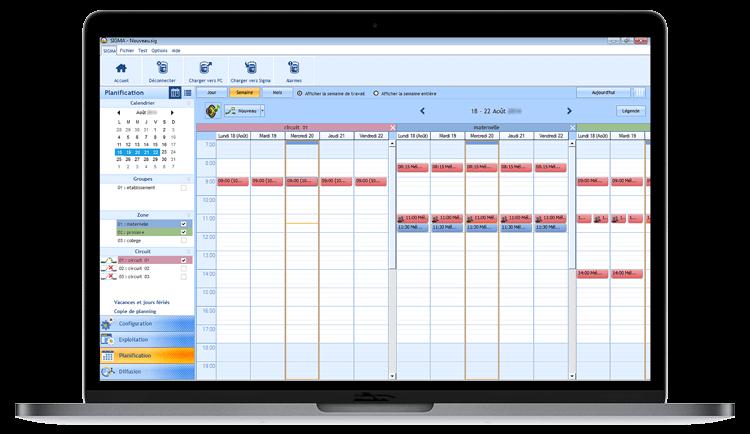 Sigma-Software für eine einfachere Handhabung
