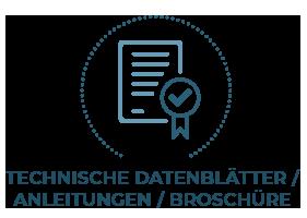 Technische Datenblätter / Anleitungen / Broschüre