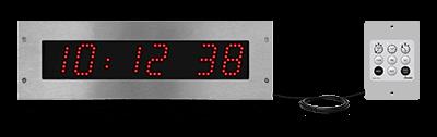 Eingebaute LED-Uhr Style 7SOP, Bedienpult Style Krankenhaus