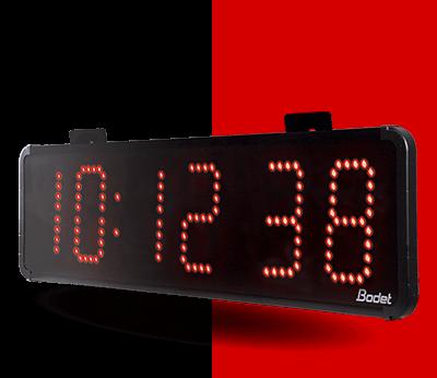 HMS-Uhr LED 10