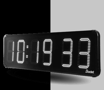 HMS-Uhr LED 45