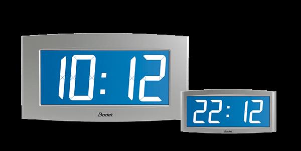 Opalys 14: eine große Uhr