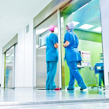 Das Bedienpult Style Krankenhaus für Operationssäle