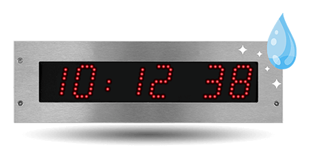 LED-Uhr Style 5S OP