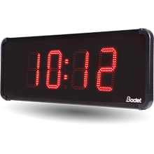 Digitaluhr HMT LED 15 cm