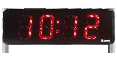 Digitaluhren im Stunde-Minute-Sekunden-Format
