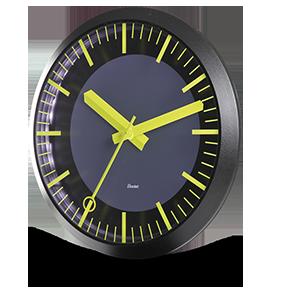 Synchronisierte Uhren Profil TGV