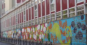 Kindergärten und Grundschulen der Stadt Paris