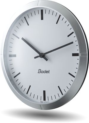 Bodet profil clock