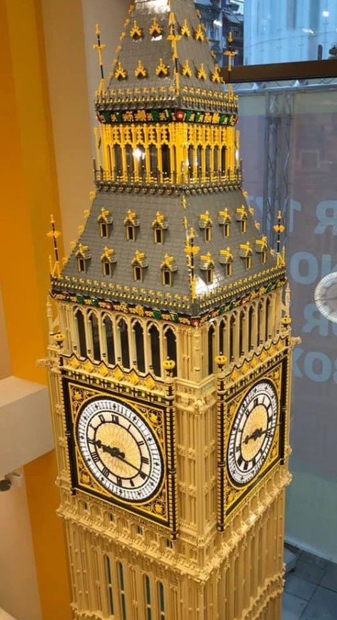 Bodet Provides Audio Systems Melodys For The Big Ben
