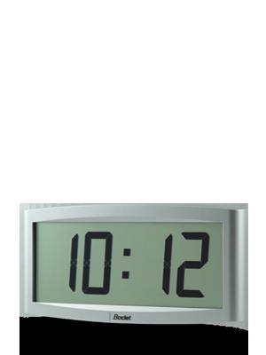 LCD clock Cristalys 7