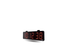 Digital-LED-clock-HMS-10