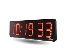 Digital-LED-clock-HMS-25