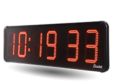 Digital-LED-clock-HMS-45
