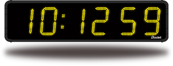 digital-clock-HMS-LED-Hour