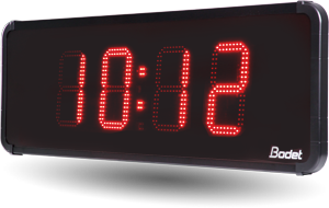 HMT-LED-15cm-outdoor-clock