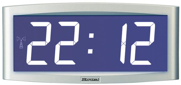 Bodet Time - Bodet Time - LCD clock: Backlit Opalys 7