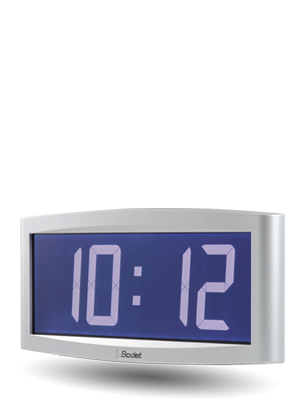 LCD-Uhr Opalys 7