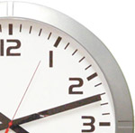 analogue-clock-Profil-colour-aluminum