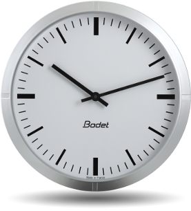 analogue clock Profil 930 face Bodet