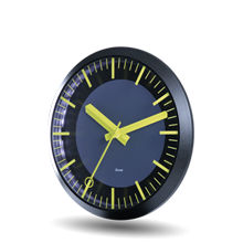 Analogue-clock-Profil-TGV-950E