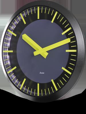 Analog clock Profil TGV 930
