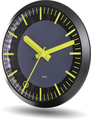 Analog-clock-Profil-TGV-950E