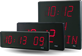 digital-clock-LED-Style