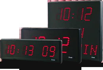 digital-clock-LED-Style