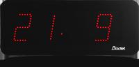 digital clock style 10 date