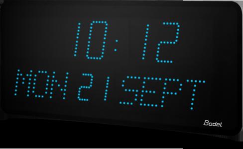 Clock-LED-Style-10D