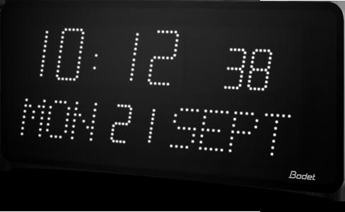 Clock-LED-Style-10SD
