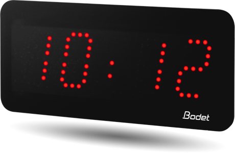 Led Digital Clock Style 5