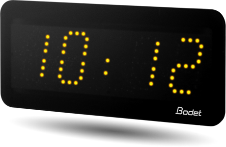 Style 5 LED clock for schools