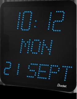 Clock-LED-Style-7D