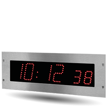 Style 7S Hospital LED digital clock